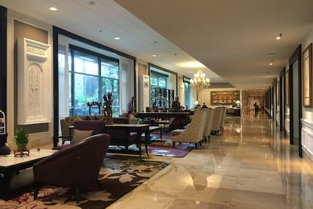 Ascott Jakarta, 18 steps to Grand Indonesia Mall - Tanah Abang - Apartment