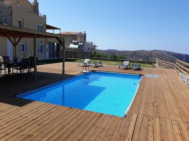 Villa Areti, privacy, serenity, private pool
