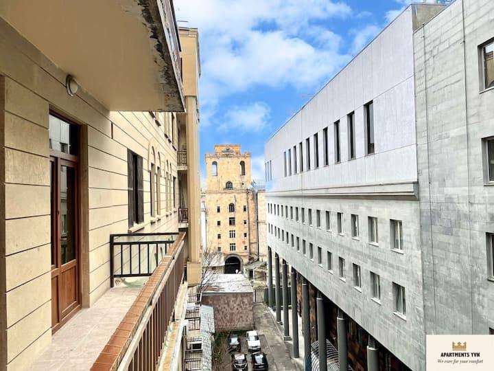 Apartment Near To The Republic Square