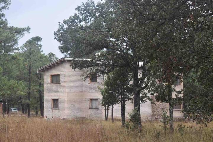 Cabaña en Bosques de Llano Grande ,  Dgo.