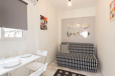 Loft Studio in the heart of Thessaloniki - Thessaloniki - Apartamento
