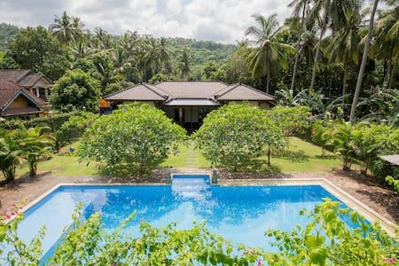 Private Villa Batu Layar Senggigi - Ev