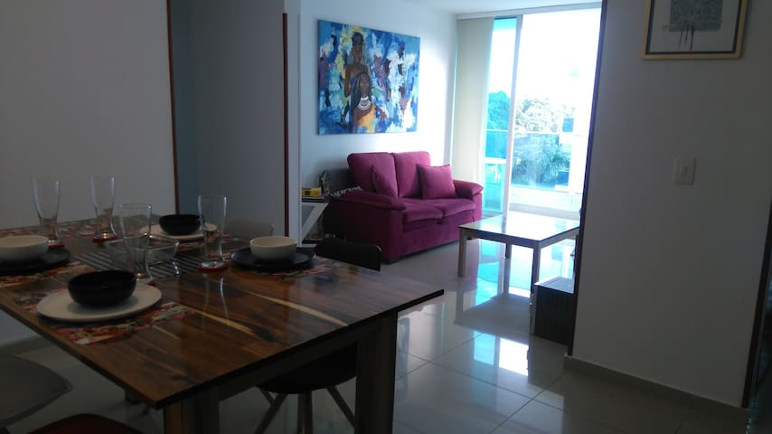 Condominio Riviera Best Ubication - Ibagué - Apartment