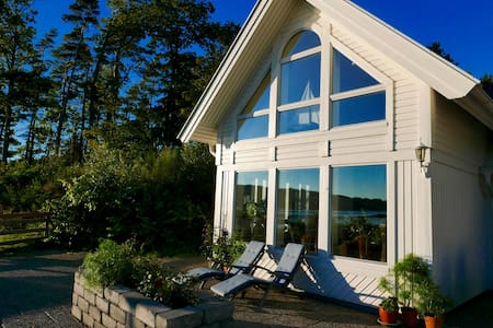 Fantastiskt hus vid havet - Stenungsund N - Hus