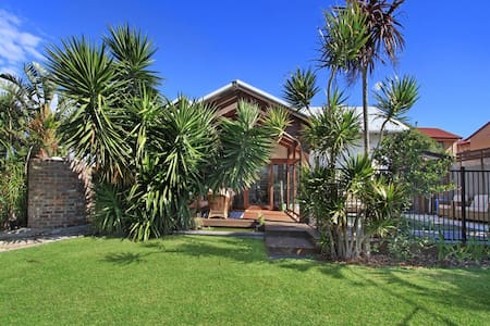 The Pool House Sandon point - Bungalow
