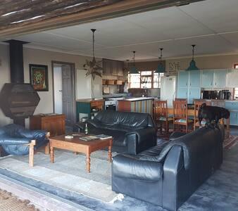 Willy Wonka's House