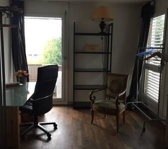Belle chambre idéale pour Balgrist - Zollikon - Guesthouse