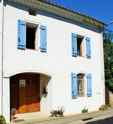 THE NEST: a three bedroom house in Ariège hamlet