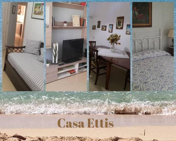 Casa Ettis, vicino alle spiagge del Salento