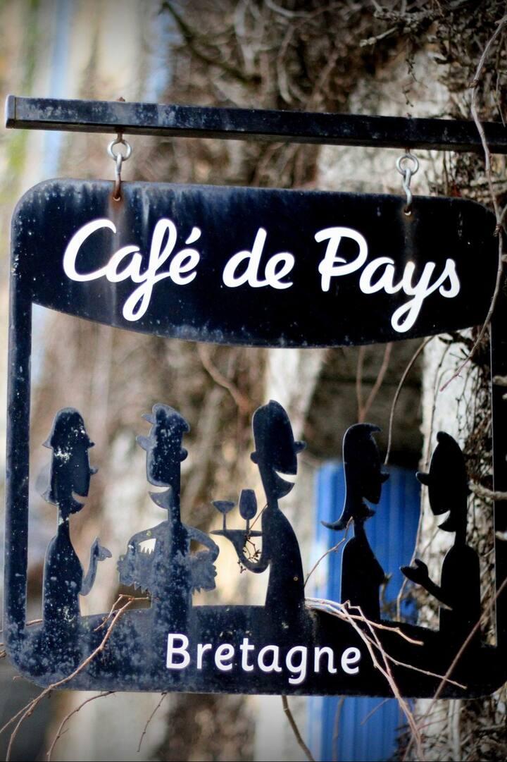 Établissement labellisé Café de Pays