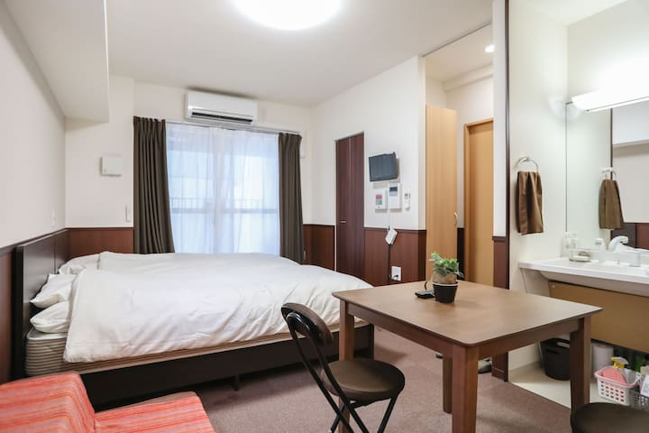 New!! Center of Osaka/ Near Umeda,Namba - Kita Ward, Osaka - Квартира