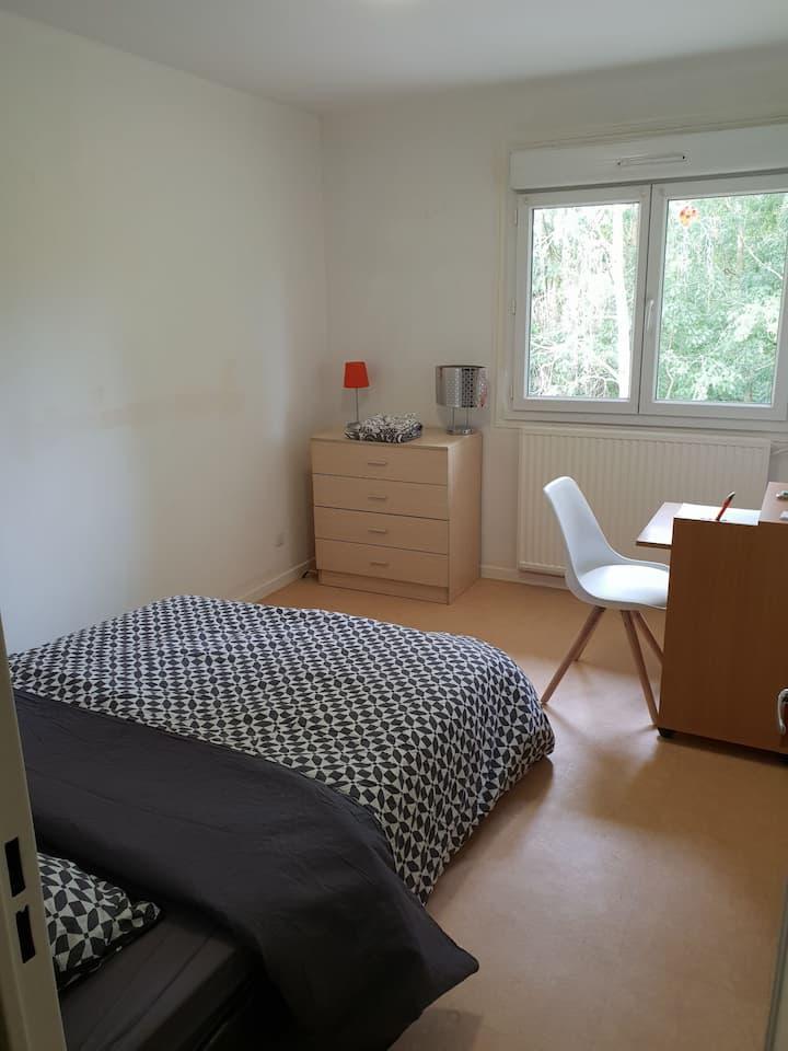 appartement calme et agréable.