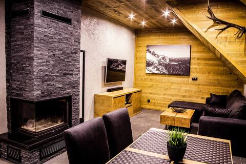 "Luksusowy Apartament ""Mountain Chalet"""