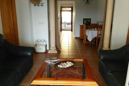 Cozy, bright and relaxing apartment in Beniarbeig!