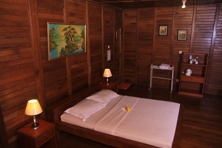 Cozy deluxe cottage in North Sulawesi - North Tomohon - 別荘