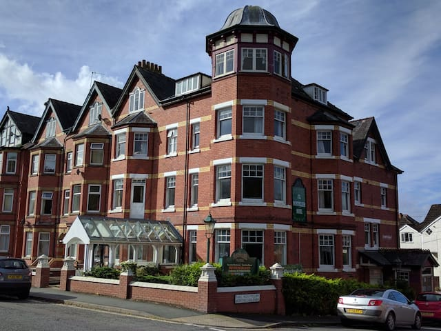 The Montpellier Hotel - Llandrindod Wells - Penzion (B&B)