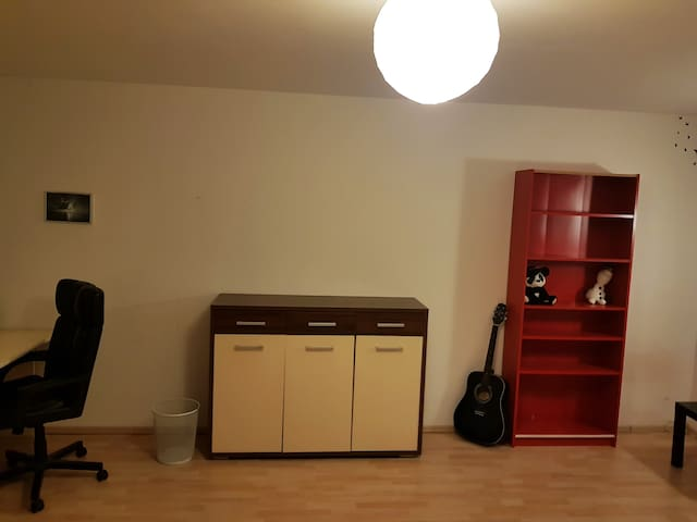 Nice Big Room (~23m²) in a shared appartment