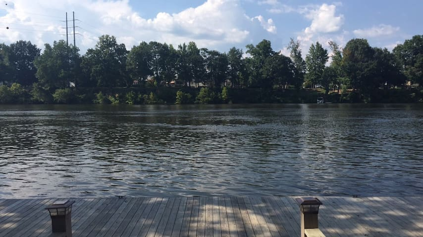 Cozy&private room on the river walk - Tuscaloosa - Apartamento