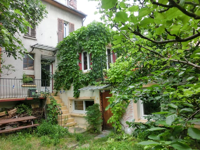 Double room with private access - Vitry-sur-Seine - Wikt i opierunek
