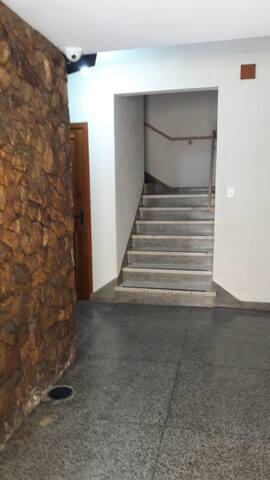 Apto com acesso direto, térreo, sem escadas
