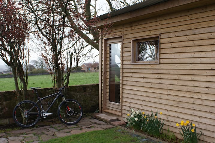 Whitehaven Camping Cabin for Coast to Coast C2C
