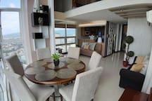Beautiful & Brand New 3BR Corner Loft with Seaview