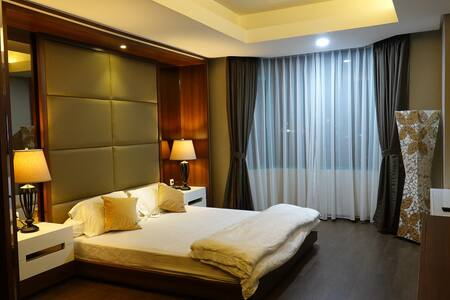 New Renovated Apartment in The Heart of Mangga dua
