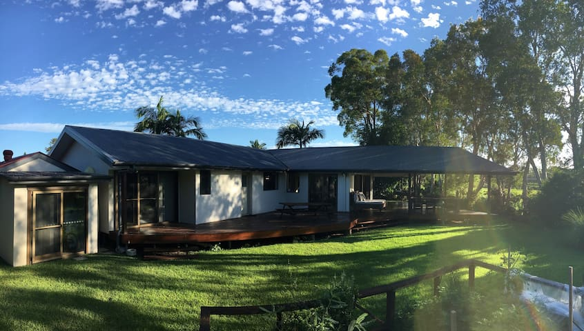 Vogel House... 15min from Byron Bay - Brunswick Heads - House