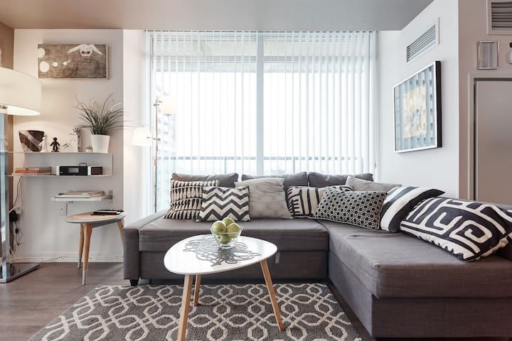 Visit Queen St. West from a Stylish Designer Condo
