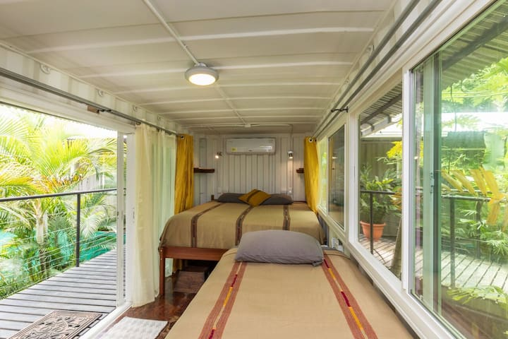 Danyasa Eco-Retreat Suite 2