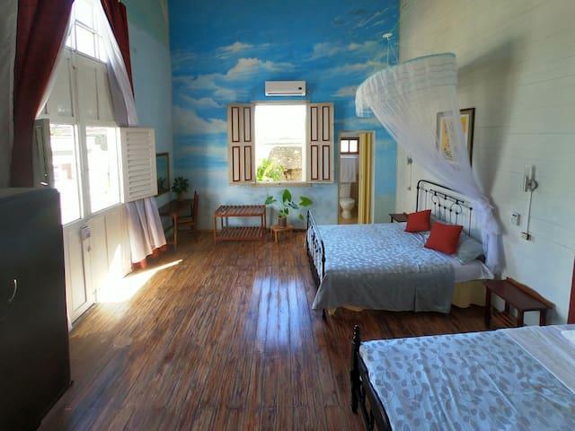 Casa Luz del Norte, room #1
