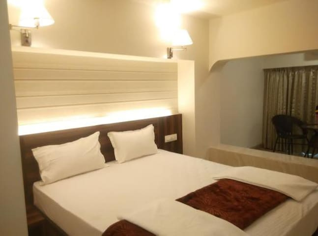 Standard room CP · Standard Room with breakfast in Vasai East