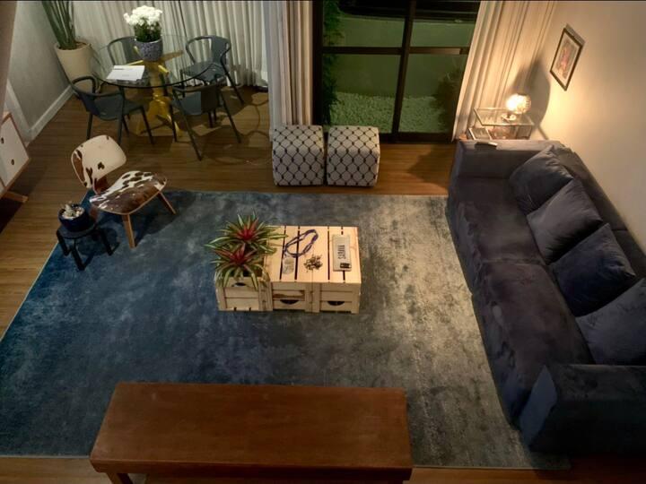 Loft Duplex em Condomínio de Luxo - Pinheiros