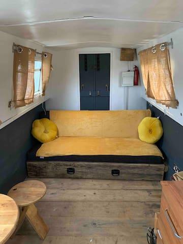 Fairytale Houseboat