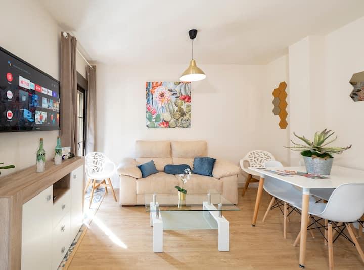 Apartamento Consistorial en el Centro de Ayamonte