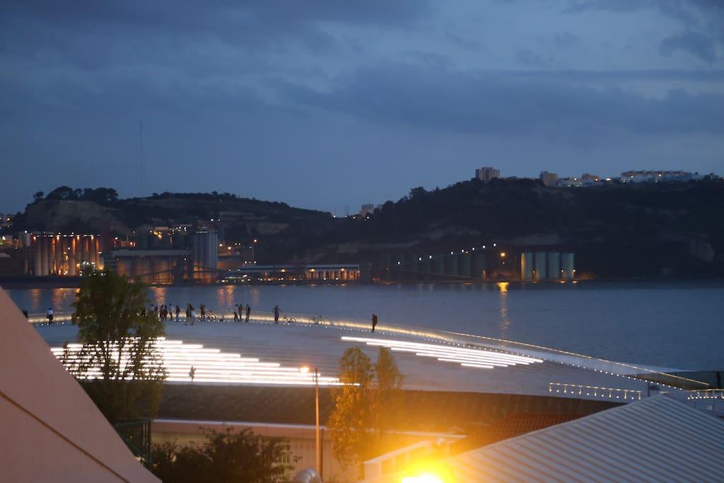 River views apartment with balcony in bel m appartamenti - Asciugatrice in balcone ...