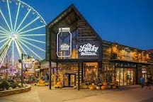 Smoky Brewery at the Island in Pigeon Forge