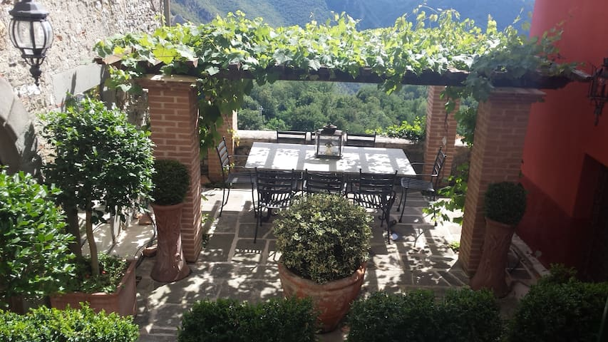 House for rent in Vico Pancellorum. - Vico Pancellorum - Ev