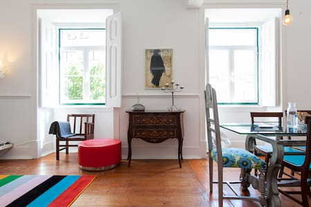 Lisbon Center Sunny Design Apartment - Lisboa