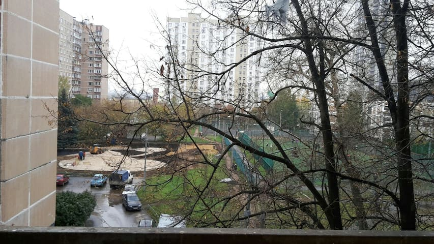 2-roomed Apartment! 15 min from Zoo - Москва - Apartament