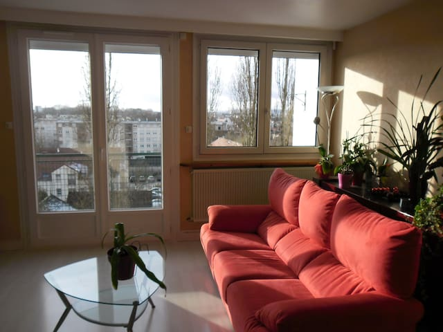 Appartement lumineux F4  à Troyes