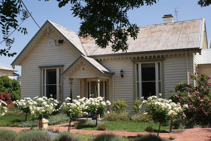 Charlotte's Cottage, Port of Echuca