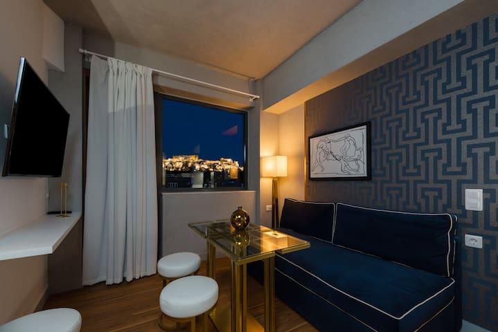 Greco Loft -  Family Loft with Acropolis view
