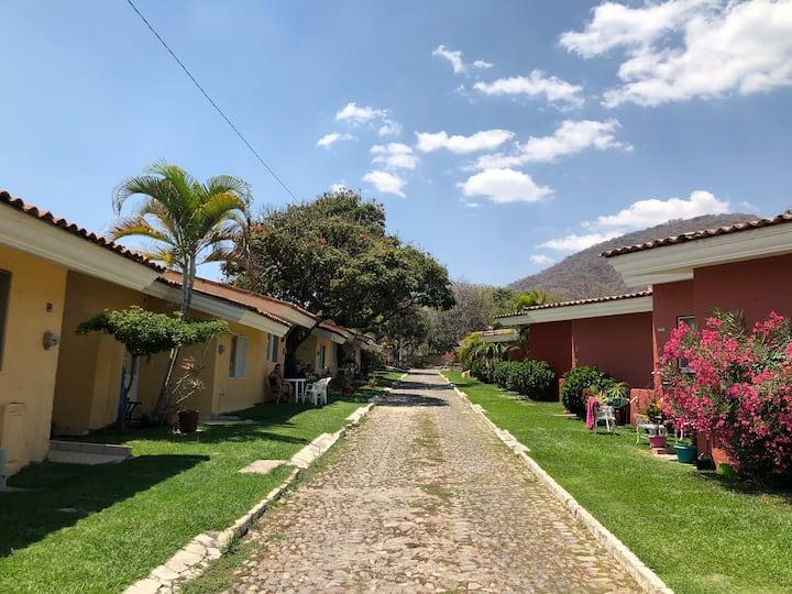 Hermosa Villa a 10 min del lago de Chapala