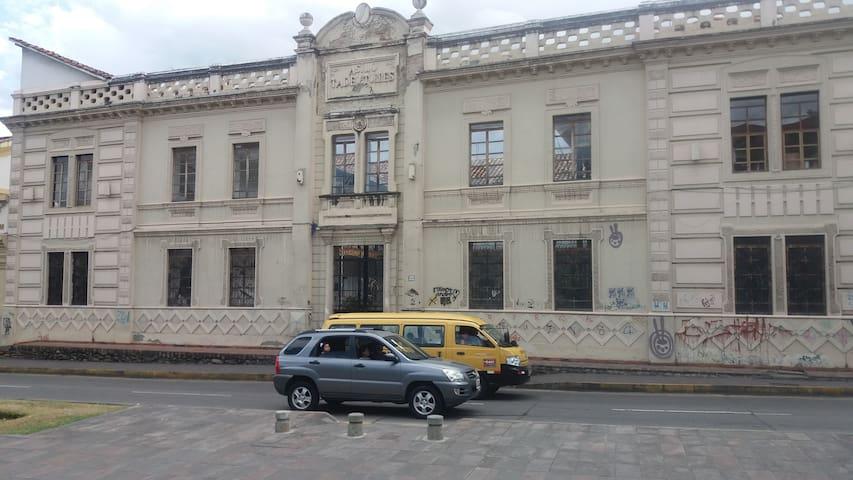 Departamento de renta en Cuenca Ecuador
