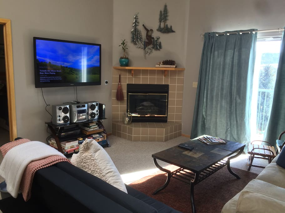 Family room/Flat Screen TV