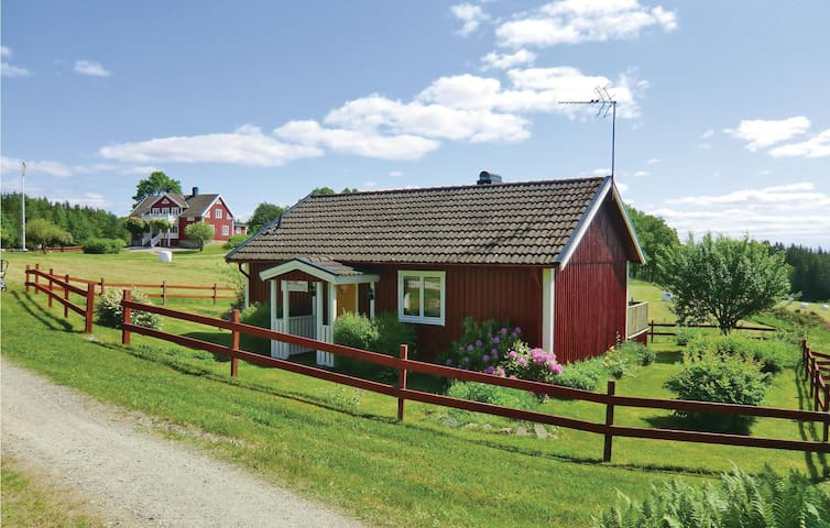 Holiday cottage with 2 bedrooms on 60m² in Landsbro