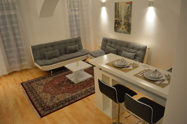 Stylish appartement/1 min to  U-Bahn/close central