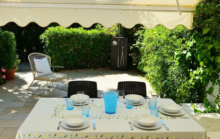 Azur Appartamento  Relax  -All Inclusive- Air/C