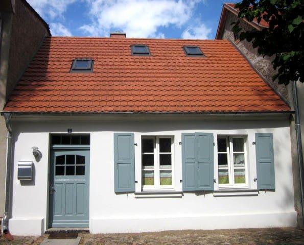 Ferienhaus mitten in der historischen Altstadt - Rheinsberg